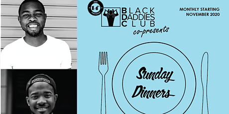 Sunday Dinners: Monthly Online Gathering for Black men tickets