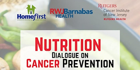 Nutrition Dialogue on Cancer Prevention tickets