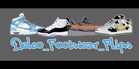 Delco_Footwear_Flips presents Sneaker Show tickets