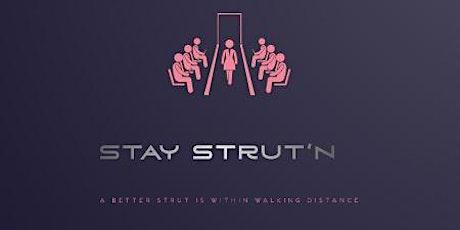 STRUT'N CATWALK WORKSHOP tickets