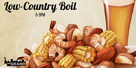 Low-Country Boil tickets