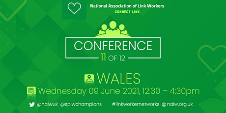 Social Prescribing Link Workers Conference-Wales tickets