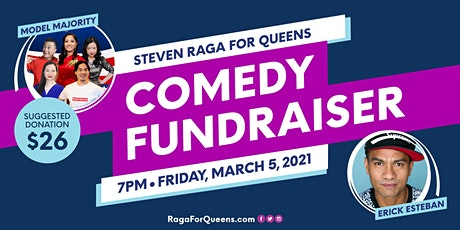 Virtual Comedy Hour Campaign Fundraiser tickets