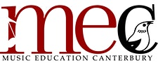 Music Education Canterbury logo