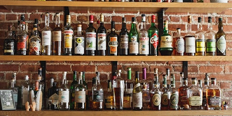 """Quick, Zoom This! Bartending 101 with Bar Manager Scott & """"barback"""" Dave tickets"""
