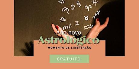 Ano novo astrológico | Momento de  libertação bilhetes
