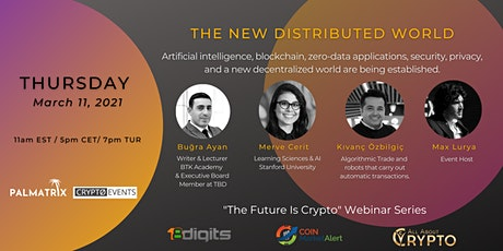 Yeni Dağıtık Dünya / The New Distributed World tickets