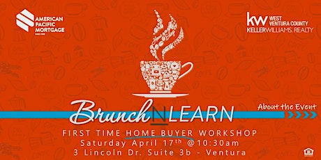 BRUNCH N LEARN - Home Buyers Workshop tickets