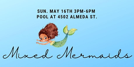 Houston's own Mermaid Kelsee Under The Sea Party! tickets