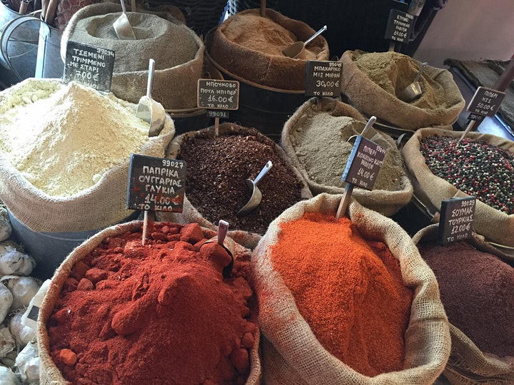 Exotic Spices, Food Heritage and Everyday Cooking image