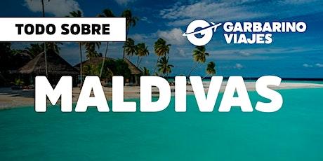 Encuentro Virtual: Bienvenidos a Bordo - MALDIVAS entradas