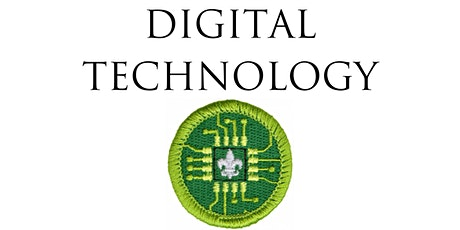 Digital Technology Merit Badge Online tickets