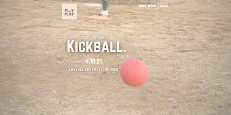 Kickball with Play Play tickets