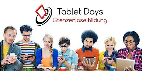 Tablet Days Online 2021 Tickets