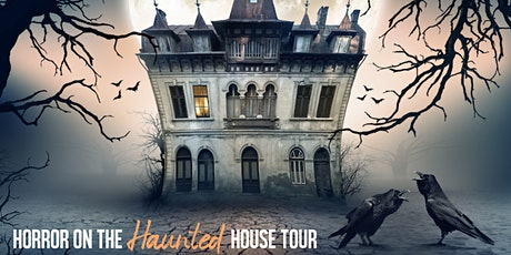 Horror on the Haunted House Tour - An interactive digital experience tickets
