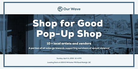 Shop for Good Pop-Up Shop tickets