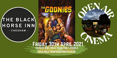 Outdoor Cinema - THE GOONIES tickets