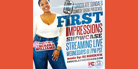 First Impressions Showcase tickets
