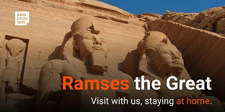 Ramses the Great: Ancient Egypt Virtual Tour tickets
