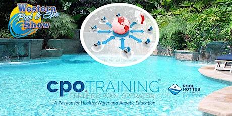 Live Virtual CPO Certification Class,  - November 11-12, 2021 tickets