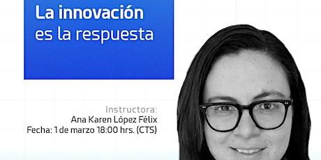 La innovación es la respuesta | Skillup Session entradas