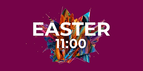 Easter Sunday 11:00am Service tickets