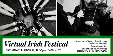 Virtual Irish Festival - March 27, 2021 tickets