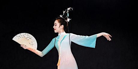 Chinese Fan Dance Workshop tickets