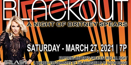 Blackout: A Night of Britney tickets