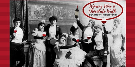 Women's Wine and Chocolate Walk 2021 tickets