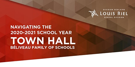 The Collège Béliveau Family of Schools Town Hall Live Event tickets