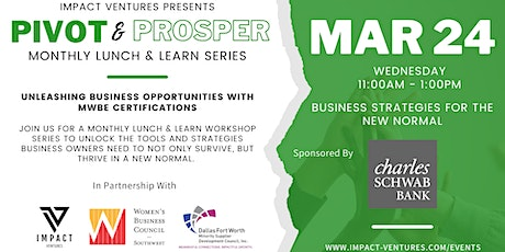 Unleash Business Opportunities with MWBE Certifications tickets