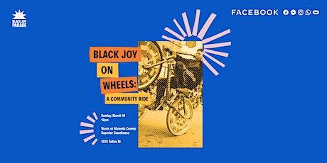 Black Joy on Wheels tickets