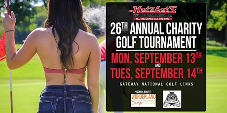 2021 Hotshots Sports Bar & Grill Charity Golf Tournament - MONDAY tickets