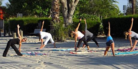 Beach Yoga ( Cape Coral Yacht Club) tickets