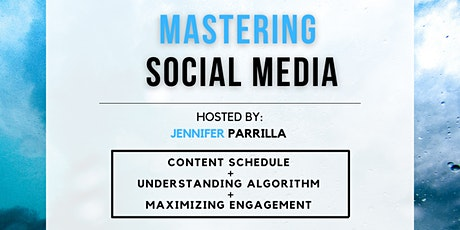 Mastering Social Media tickets