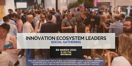 Collisions: Innovation & Startup Community Leaders Social Mixer tickets
