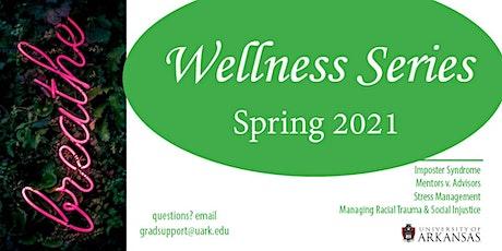 GSIE Wellness Series: Navigating Mentorships v. Advisory Relationships tickets
