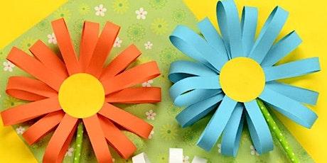 Springtime Canvas Art Craft tickets