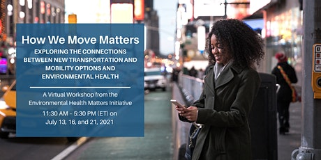 How We Move Matters: A Virtual Workshop tickets