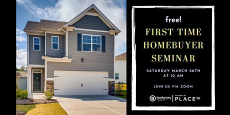 FREE First Time Homebuyer Seminar tickets