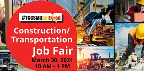 Copy of 2021 Construction Industry Job Fair  - Business Registration tickets