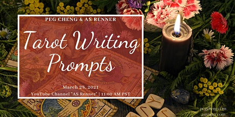 Live Writing Session with Tarot Writing Prompts tickets