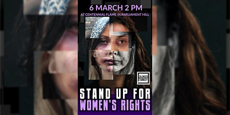 STAND UP FOR WOMEN'S RIGHTS RALLY tickets