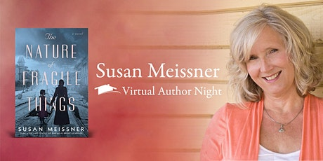 Virtual Author Night with Susan Meissner tickets