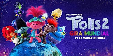 """Trolls 2 - """"2x1 COMPRANDO UNA ENTRADA, INGRESAN  2 ESPECTADORES"""" entradas"""