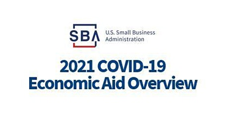 SBA FINANCIAL ASSISTANCE FOR SMALL BUSINESS tickets