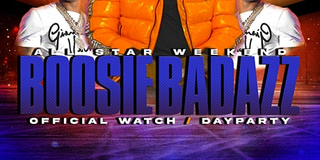 Official All Star Game Watch / Day Party Hosted by Boosie Badazz tickets
