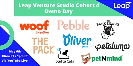 Leap Venture Studio Cohort 4 Demo Day tickets