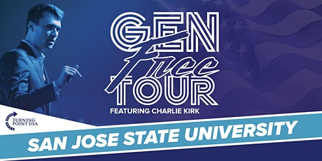 Gen Free Tour at San Jose State University tickets